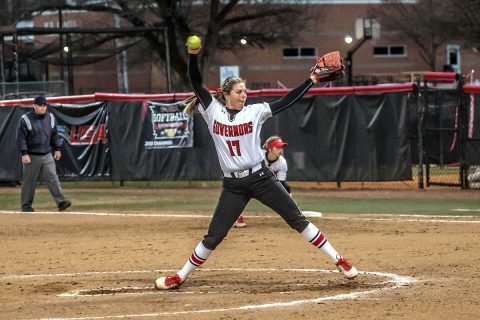 Austin Peay Softball gets two wins Friday to extend win streak to seven. (APSU Sports Information)