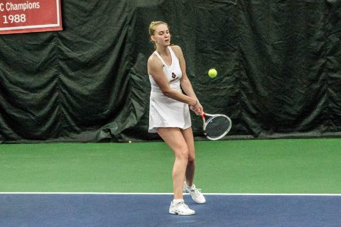 Austin Peay Women's Tennis opens OVC play at home against Tennessee State and Belmont this weekend. (APSU Sports Information)