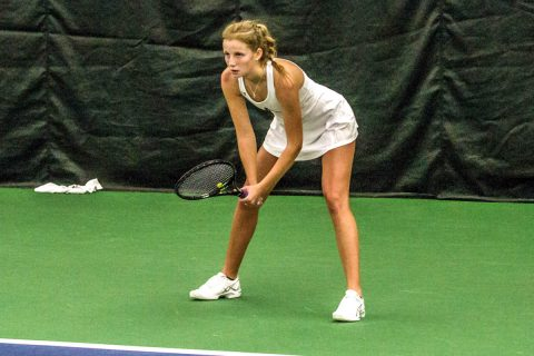 Austin Peay Women's Tennis continues OVC play this weekend at Jacksonville State. (APSU Sports Information)