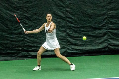 Austin Peay Women's Tennis hits the road for two critical matches this weekend. (APSU Sports Information)