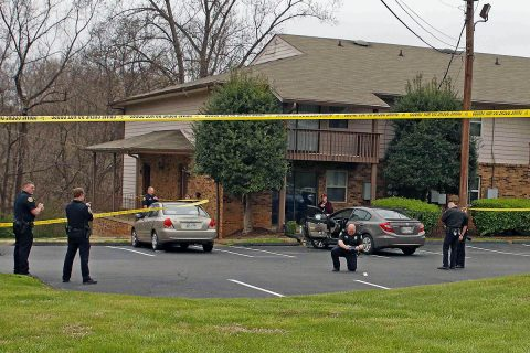 The man shot on Memorial Drive on March 25th has died from his wounds. Clarksville Police are now investigating the case as a homicide. (Jim Knoll, Clarksville Police Department)
