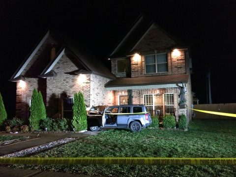 Montgomery County Sheriff's Office is investigating a shooting that occured Monday night in the Farmington Subdivision.