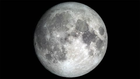 Commercial robotic landers and more to be in NASA's new Moon Exploration Campaign. (NASA)