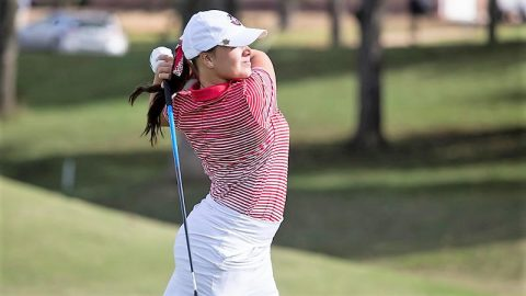 Austin Peay Women's Golf has second round at Sorrento halted due to bad weather. (APSU Sports Information)
