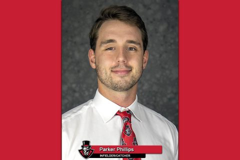 2018 APSU Baseball - Parker Phillips