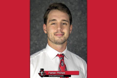 2018 APSU Baseball - Parker Phillips