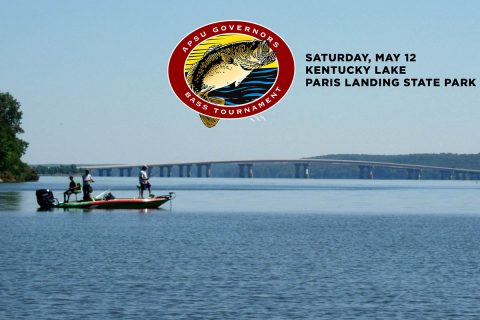 25th annual Austin Peay State University Governors Bass Tournament to be held on Kentucky Lake, May 12th. (APSU Sports Information)