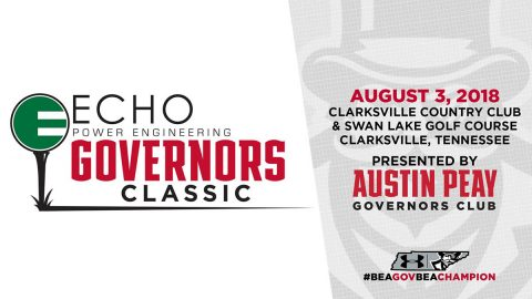 Austin Peay State University announces 2018 Echo Power APSU Governors Golf Classic winners at the Clarksville Country Club Friday night. (APSU Sports Information)