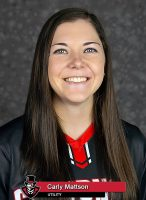 2018 APSU Softball - Carly Mattson