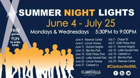 2018 Mayor's Summer Night Lights