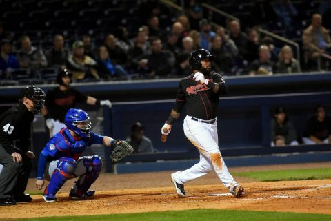 Nashville Sounds' Longest Win Streak Since 2016 Halted. (Nashville Sounds)