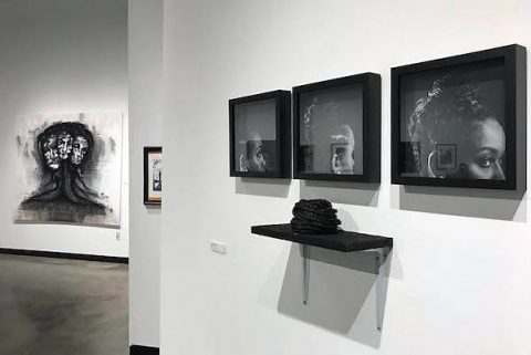 50th Annual Juried Student Exhibition open now through April 25th at APSU's The New Gallery.