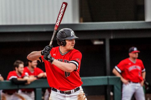 Austin Peay Baseball unable to stay with Southern Illinois in 10-6 loss, Wednesday. (APSU Sports Information)