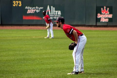 Austin Peay Baseball plays a three games series at Belmont this weekend, beginning Friday. (APSU Sports Information)