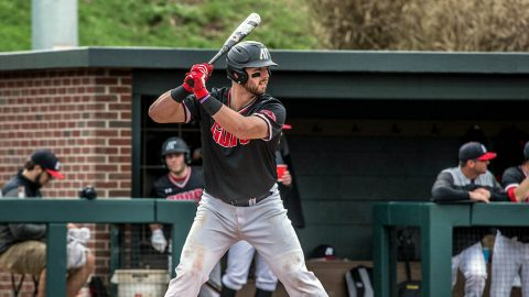 Austin Peay Baseball loses to Belmont Bruins 8-6 at Dungan Field, Tuesday night. (APSU Sports Information)