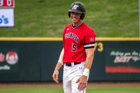 Austin Peay Baseball has weekend schedule changed due to rain forecast this weekend. Will now play doubleheader against Eastern Kentucky, Friday. (APSU Sports Information)