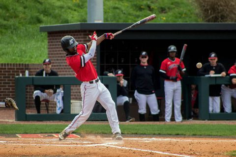 Austin Peay Baseball hits three home runs in loss to Morehead State, Sunday. (APSU Sports Information)