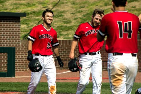 Austin Peay Baseball hosts UT Martin this weekend for a three game series starting Friday. (APSU Sports Information)