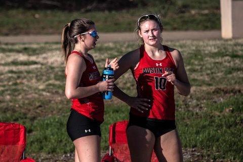 Austin Peay Beach Volley loses to Central Arkansas and Louisiana-Monroe on final day of the Central Arkansas Invitational. (APSU Sports Information)