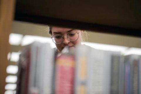 APSU Felix G. Woodward Library