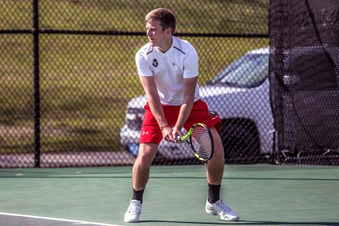 Austin Peay Men's Tennis gets home win over Eastern Illinois on Senior Day. (APSU Sports Information)