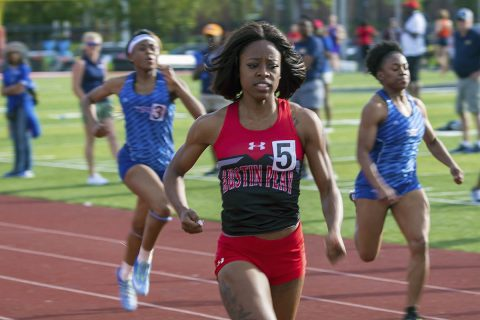 Austin Peay Women's Track and Field shines at Georgia Tech Invitational. (APSU Sports Information)