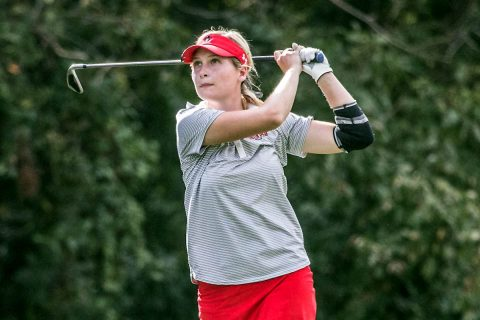 Austin Peay Women's Golf had several players make a move on the last day of the Colonel Classic, Saturday. (APSU Sports Information)
