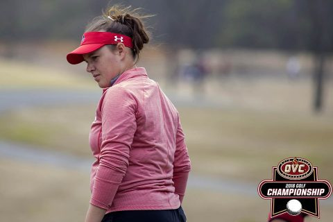 Austin Peay Women's Golf heads to Muscle Shoals for the 2018 OVC Women's Golf Championships. (APSU Sports Information)