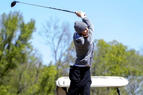 Austin Peay Women's Golf are just five stokes behind current tournament leading Murray State. (APSU Sports Information)