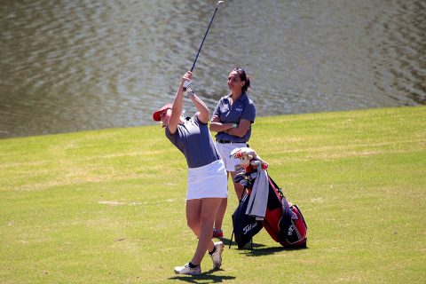 Austin Peay Women's Golf set for final round of the OVC Tournament. (APSU Sports Information)