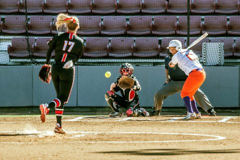 Austin Peay Softball wins defensive battle against Tennessee Chattanooga, Wednesday. (APSU Sports Information)