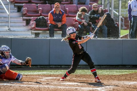 Austin Peay Softball hosts the UT Martin Skyhawks this Sunday at Cheryl Holt Field. First pitch is at 1:00pm. (APSU Sports Information)