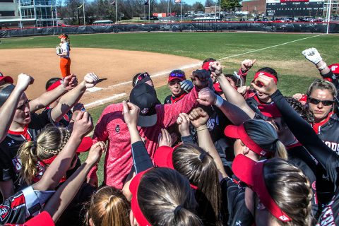 Austin Peay Softball faces Middle Tennessee at Cheryl Holt Field on Wednesday, April 11th. First pitch is at 4:00pm. (APSU Sports Information)