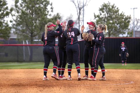 Austin Peay Softball plays doubleheader against Jacksonville State Friday afternoon at Cheryl Holt Field. (APSU Sports Information)