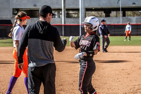 Austin Peay Softball travels to Birmingham Alabama for doubleheader against Samford, Wednesday. First pitch is at 4:00pm. (APSU Sports Information)