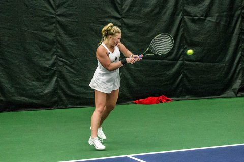 Austin Peay Women's Tennis heads to Eastern Kentucky Friday for a morning match. (APSU Sports Information)