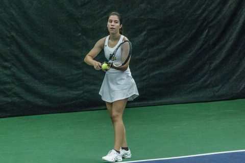 Austin Peay Women's Tennis comes up short in OVC Championship match against Eastern Kentucky, Sunday. (APSU Sports Information)