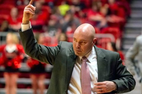 Austin Peay State University Basketball head coach Matt Figger. (APSU Sports Information)