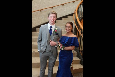 158 students participated in Clarksville Academy's 2018 Prom which was held Saturday at Hopkinsville's James E. Bruce Convention Center.