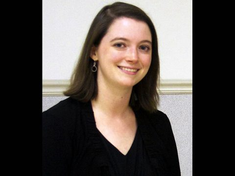 """CMCSS teacher Whitney Joyner, who is a Technology, Engineering educator at Clarksville's Northeast Middle School, was selected to be take part in """"Memorializing the Fallen: Honoring those Who Served."""""""