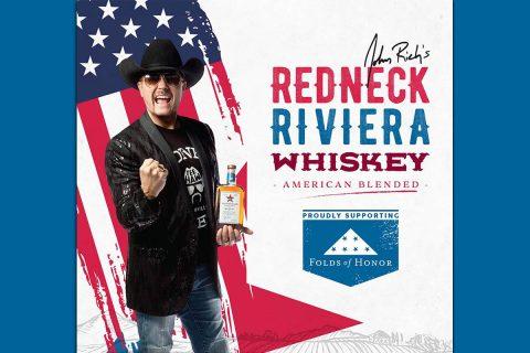 John Rich's Redneck Riviera Whiskey