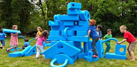 New Imagination Playground to become a part of the Montgomery County Downtown Commons.
