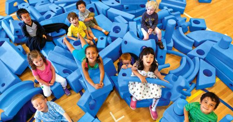New Imagination Playground unveiling ceremony to be held at the Montgomery County Downtown Commons.