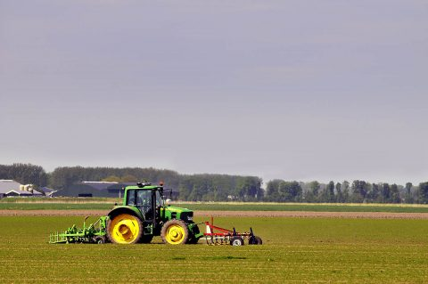 A long partnership with the Jet Propulsion Laboratory helped John Deere spread self-driving tractor capabilities all over the world, lowering costs and improving yields for farmers while popularizing the idea of precision agriculture. (John Deere)