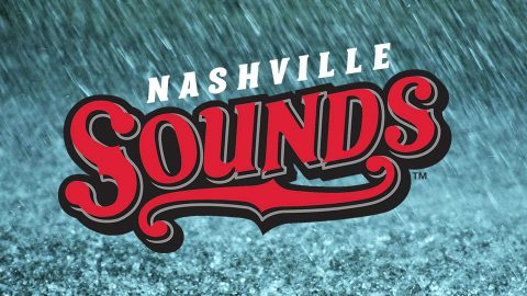 Nashville Sounds Saturday game to be made up Monday as part of doubleheader. (Nashville Sounds)