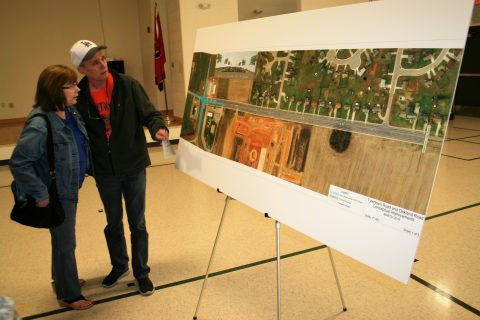 Tylertown Road Project Meeting