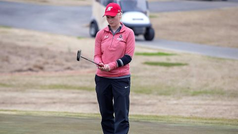 Austin Peay Women's Golf has three players in top 20 at the Murray State Invitational. (APSU Sports Information)