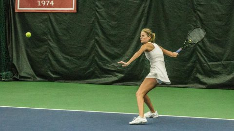 Austin Peay Women's Tennis hosts Southern Illinois and Eastern Illinois this weekend. (APSU Sports Information)