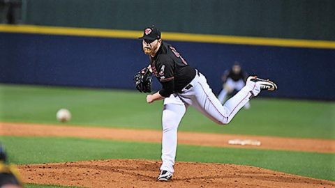 Nashville Sounds Fifth Shutout is Second-Most in Professional Baseball. (Nashville Sounds)
