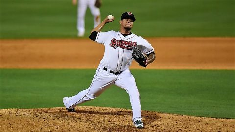 Nashville Sounds lose to New Orleans Baby Cakes Friday night, 5-1. (Nashville Sounds)